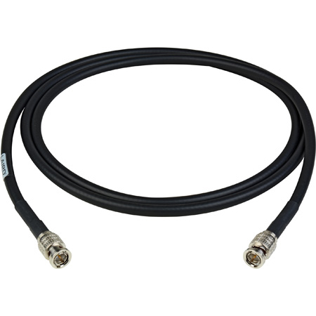 Laird 12GSDI-B-B-025 12G-SDI 4K UHD Video Coax BNC Cable - 25 Foot