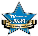 TV Technology Star 2003 Award
