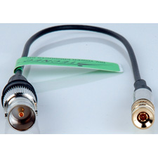 Get larger image of 3G SDI DIN1.0/2.3 to BNC-F Video Adapter Cable w/Belden 179DT 3 Ft