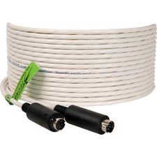 Get larger image of TecNec Plenum Visca cables- 8 pin Male to 8-pin Male Cables