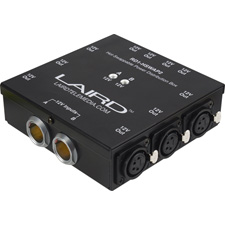 Get larger image of Laird RD1-HSWAP2 10-Output 12-Volt Hot Swap Power Distribution Box