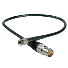 Get larger image of Laird DIN1855-BF-1 3G SDI DIN1.0/2.3 to BNC-F Video Adapter Cable w/Belden 1855A 1 Ft