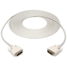 Get larger image of Packaged DVI-D Male - DVI-D Male Digital Single Link Cable 25ft