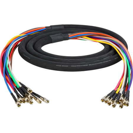 Get larger image of Laird 3G/HD-SDI Gepco VS12230 12 Channel DIN1.0/2.3 Video Snake Cables