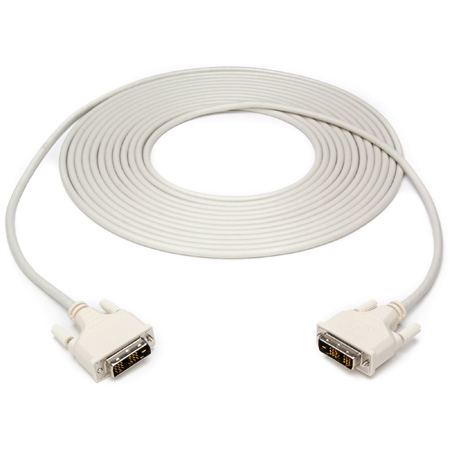 Get larger image of Connectronics Packaged DVI-D Male - DVI-D Male Digital Single Link Cable 25ft