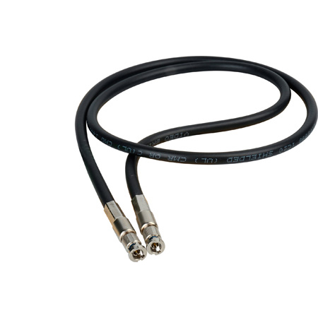 Get larger image of Laird High Density HD-BNC Male to HD-BNC Male HD-SDI Cable with Belden1855A Mini-RG59
