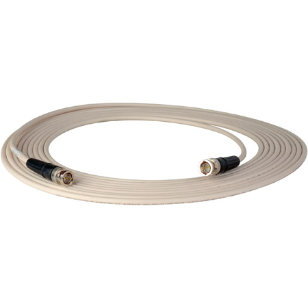 Get larger image of TecNec Plenum BNC Cable Assemblies - RG59/U BNC Male To BNC Male