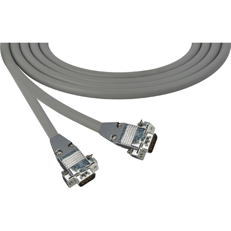 Get larger image of Laird Plenum 15-Pin HD VGA Cable Assemblies - 15-Pin HD Male To Male