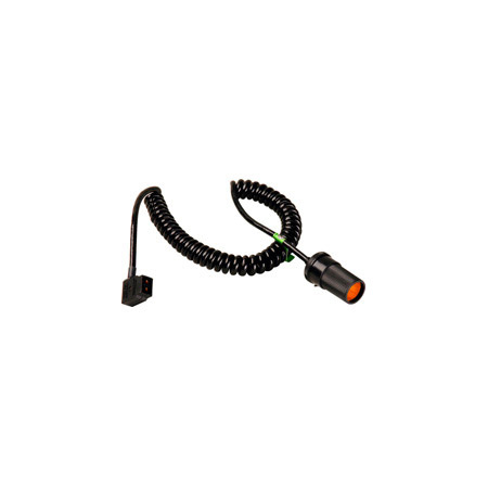 Get larger image of Laird POWERTAP-CF-10C PowerTap Female to Cigarette Jack Power Cable - 10 Foot Coiled