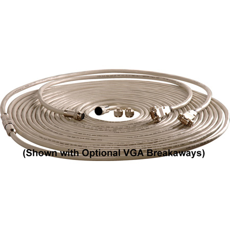 Get larger image of Twist and Pull Breakaway Cable Trunk- 50Ft.